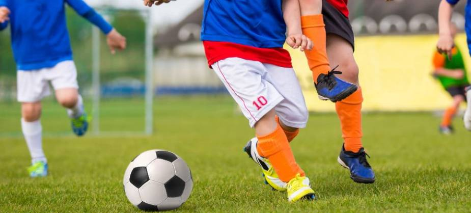 Детские футбольные лагеря